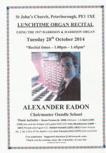 Alexander Eadon Flyer